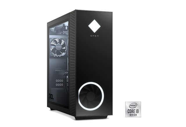 OMEN 25L and 30L Desktop