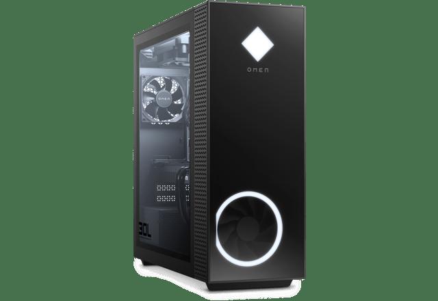 hp u00ae omen 25l  u0026 30l gaming desktop